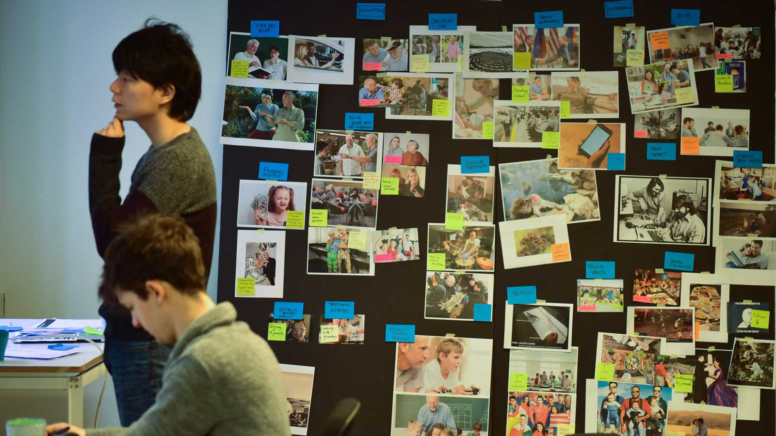 people centered research at CIID
